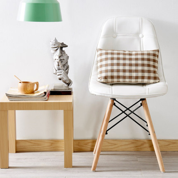 H Jinhui Eames Type DSW wood plastic chair Introduction