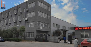 JINHUI factory passed inspection by BV