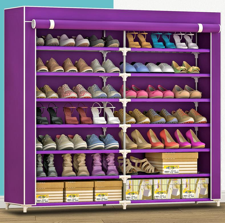 Shoe Rack, DIY originality, Your space, beyond your imagination !