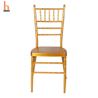 H Jinhui Gold Chiavari Chairs for Sale Chiavari Chairs Bulk With Factory Price