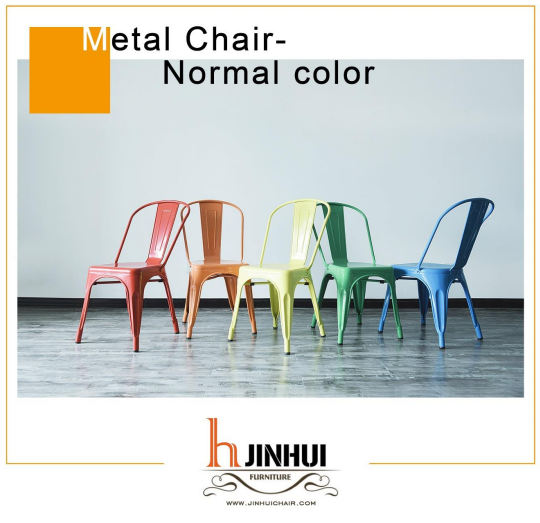 How to make a metal chair?